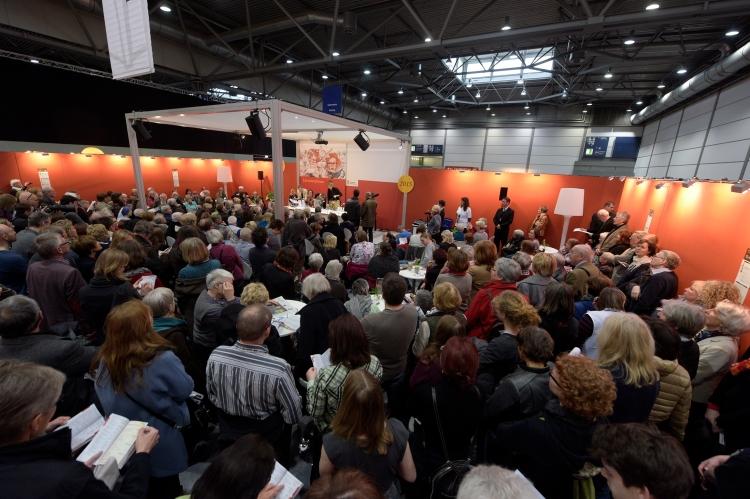 Leipziger Buchmesse / Foto: Presse/LBM