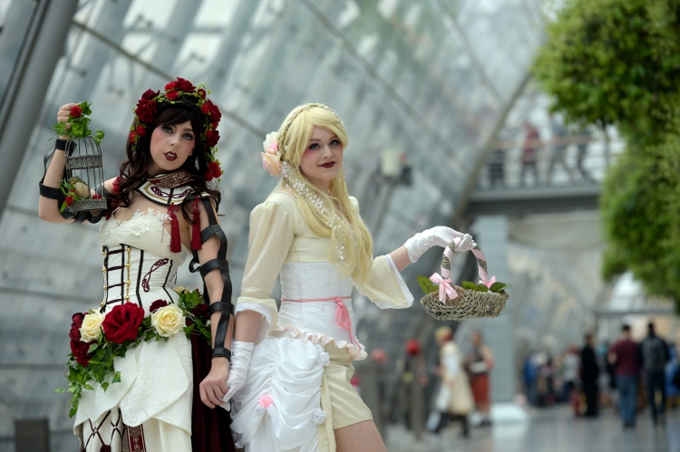 Cosplay auf der Leipziger Buchmesse / Foto: Presse/LBM