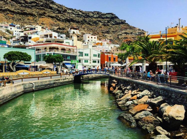 Gran Canaria, Klein venedig