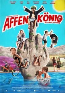 Affenkönig - Filmplakat