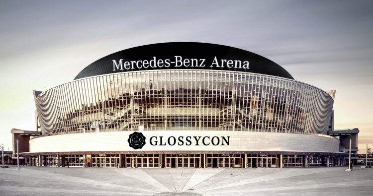 Glossycon | Mercedez Benz Arena - Foto: Anschutz Entertainment Group