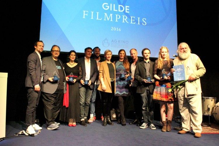 Die Gilde Filmpreisträger/innen