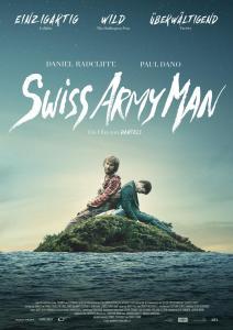 Swiss Army Man Filmplakat