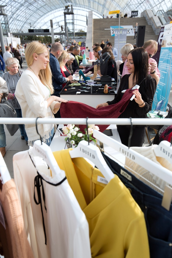 Designers Open 2015 / Foto: Leipziger Messe/Tom Schulze