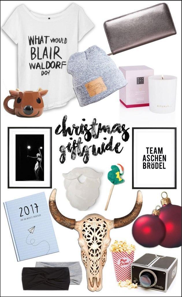 Christmas Giftguide Vandesei