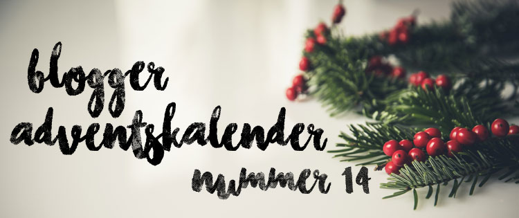 Blogger Adventskalender Türchen 14