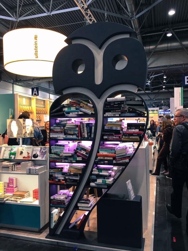 Leipziger Buchmesse 2017 - Ullstein Buchverlag