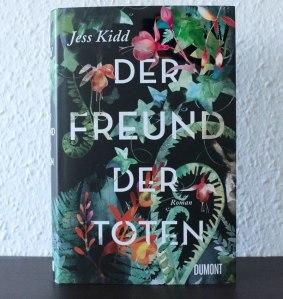 Jess Kidd - Der Freund der Toten / Dumont Verlag