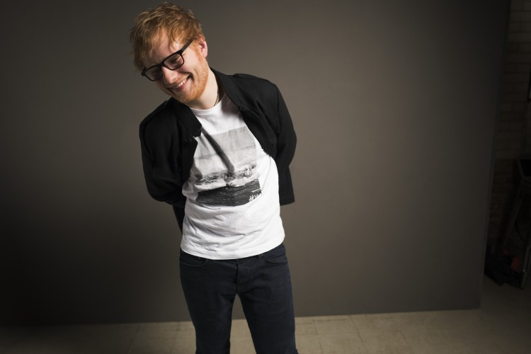 ED SHEERAN / Foto: Greg Williams