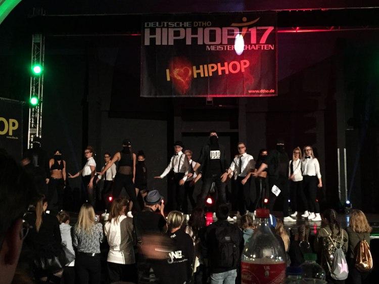 Deutsche DTHO Hip Hop Meisterschaft