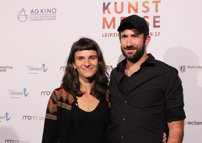 """Gwendolin Weisser und Patrick Allgaier von """"Weit"""""""