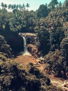 Tegenungan Wasserfall