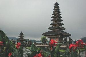 Pura Ulun Danu Bratan Tempel