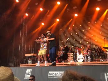 Samy Deluxe und Chefket / Highfield Festival