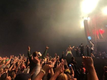 Steve Aoki / Highfield Festival