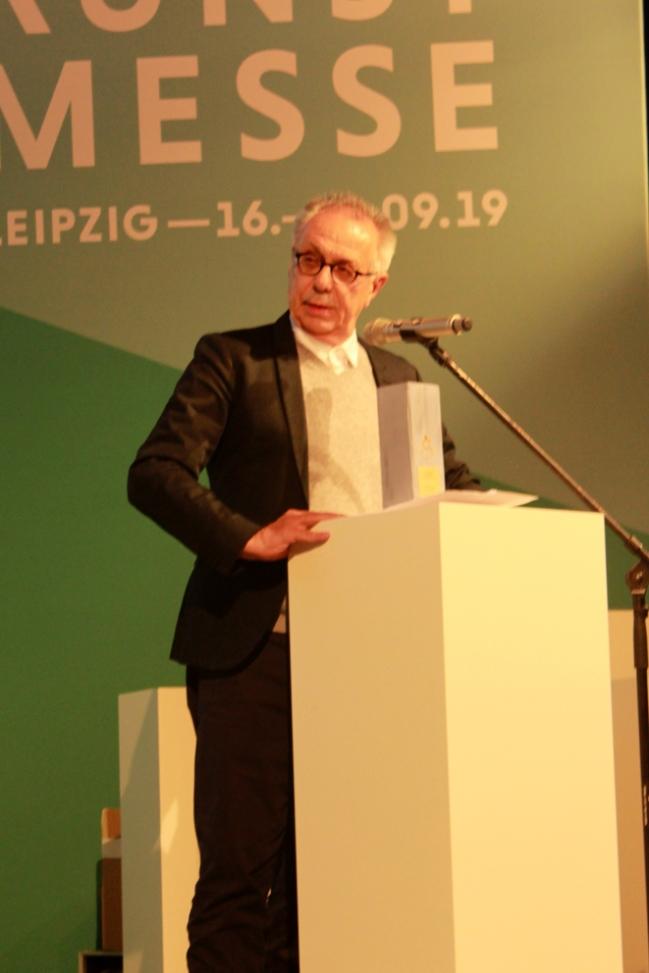 Dieter Kosslick, ehemaligen Direktor der Internationalen Filmfestspiele Berlin