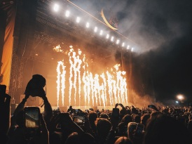 Lollapalooza Berlin: Swedish House Mafia