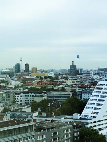 RIU Plaza Berlin - Aussicht